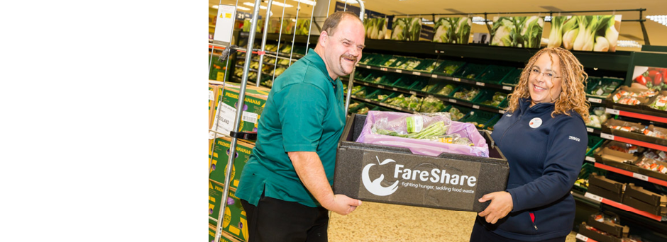 FareShare FoodCloud slider