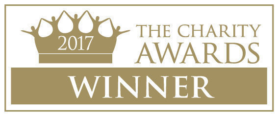The Charity Awards Winner-Logo